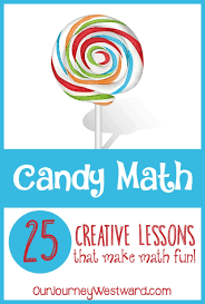 25 creative candy math activities that