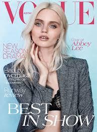 Abbey Lee Kershaw Covers Vogue Australia - Coco's Tea Party