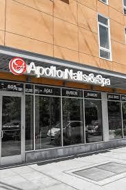 apollo nails my go to nail salon