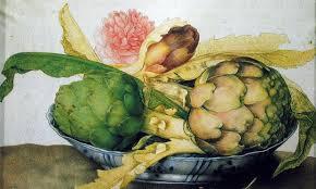 Bring on the artichokes! Gillian Riley on Caravaggio, veg and violence -  Hackney Citizen