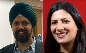 Sikh MPs Preet Kaur Gill and Tan Dhesi Re-elected in UK - SinghStation
