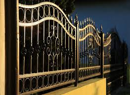 Wrought Iron Fence In New Orleans Big Easy Fences