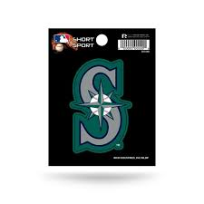 Seattle Mariners 3 X 2 Die Cut Decal Window Car Or Laptop Hub City Sports