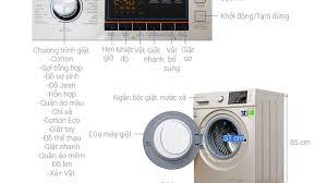 Bảng mã lỗi máy giặt Midea đầy đủ và chính xác (cập nhật thêm 33 lỗi)