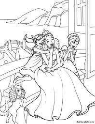 Barbie Prinses En De Popster Kleurplaat 16606 Kleurplaat