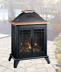 deck companion electric fireplace stove