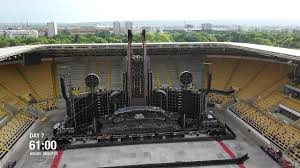 rammstein europe stadium tour time
