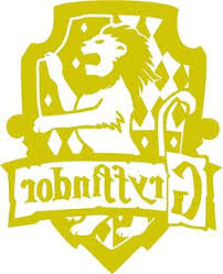 Harry Potter Gryffindor Laptop Sticker Laptopsticker Org