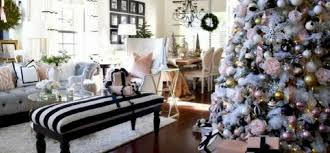 christmas living room makeover homegoods
