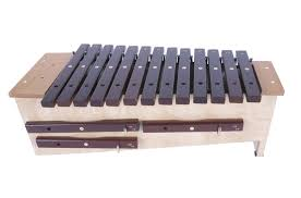 homemade al instruments with an octave