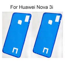huawei nova 3i back glass cover