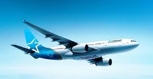 air transat official site vols vers