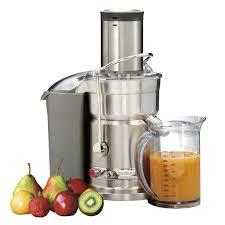 Những điều cần biết khi dùng máy ép trái cây