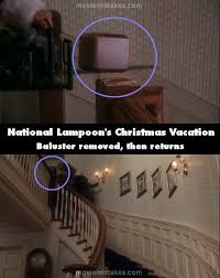 national lampoon s christmas vacation movie mistake picture