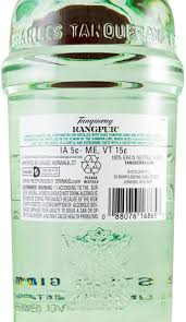 gin tanqueray rangpur 1l
