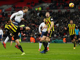 Live Commentary: Tottenham Hotspur 2-1 Watford - as it happened ...