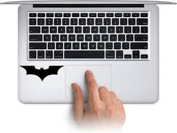 Amazon Com Batman Logo Vinyl Decal Logo Vinyl Decal Sticker For Laptop Macbook Car Window Cup Bottle Truck Stickers Decal Made In Us Message For Color Kitchen Dining