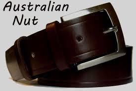 handmade english bridle leather belt