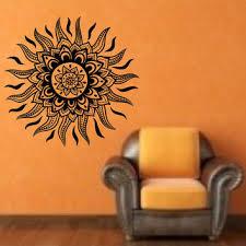 Sun Tribal Vinyl Wall Decal Sticker Art From Stateofthewall On