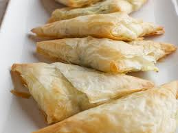 spinach phyllo hand pie recipe ree