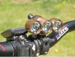 5 looking diy bike headlights