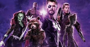 avengers infinity war poster thor star