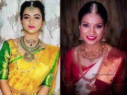 bridal makeup artists in bangalore