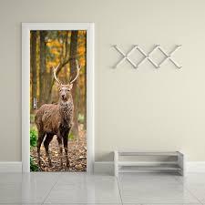 East Urban Home Deer Wall Decal Wayfair