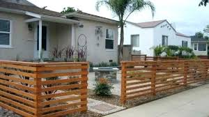 Front Yard Wood Fence House Horizontal Wood Front Yard Fence Eurostroy Pro Modern Front Yard Backyard Fences Front Yard Fence