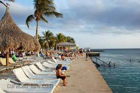 Curacao Beach - Jan Thiel Pictures and Tourist Information