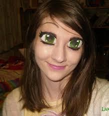 anime eyes makeup makeupsites co