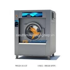 Máy giặt công nghiệp Danube WED11HW-ET chân mềm 11kg chính hãng