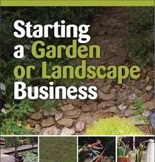 gardening or landscape business