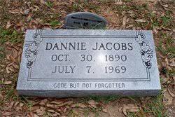 Dannie Jacobs (1890-1969) - Find A Grave Memorial