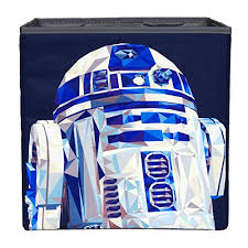 Everything Mary R2 D2 Collapsible Storage Bin By Disney Cube Organizer For Closet Kids