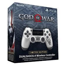 Sony Ps4 Dualshock 4 V2 Wireless Controller God Of War Limited Edition Walmart Com Walmart Com