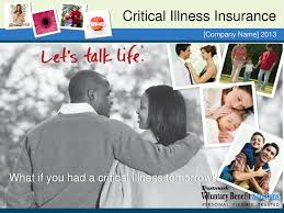 Critical Illness Insurance - ppt download