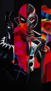 superhero iphone wallpapers top free