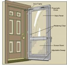 repair or replace window screens