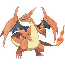 Mega Charizard Y - 006 - When expelling a blast of superhot fire ...