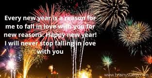 happy new year wishes quotes top messages brainy status