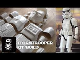 building a stormtrooper armour kit