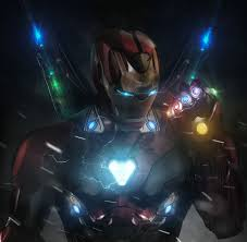 iron man infinity gauntlet hd