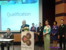 กว่าจะได้เป็นแอร์และสจ๊วตการบินไทย ตลุยศูนย์ฝึกลูกเรือการบินไทย  และเรื่องราวการฝึกอบรม - Pantip
