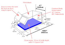 build your own float tank diyfloat