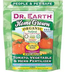 tomato vegetable herb fertilizer by