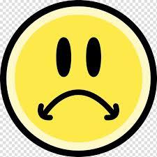 face sadness smiley emoticon sad