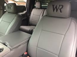 ford leather seat covers you