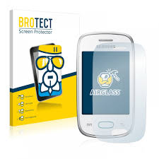 BROTECT AirGlass Glass Screen Protector for Samsung Galaxy Pocket Neo S5310  ...