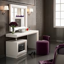 bedroom chic makeup vanity table with